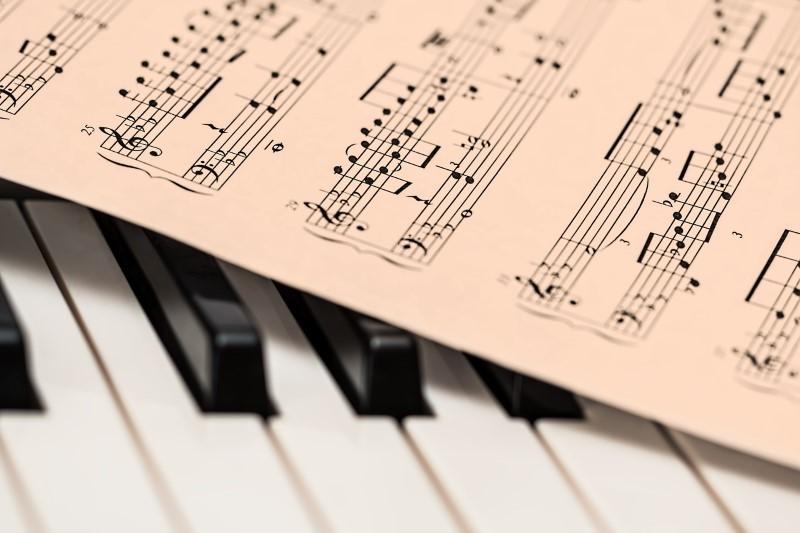 Bladmuziek leren spelen