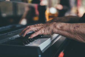 Piano leren bejaarde