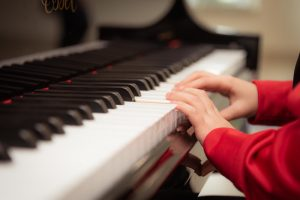 Piano leren kind