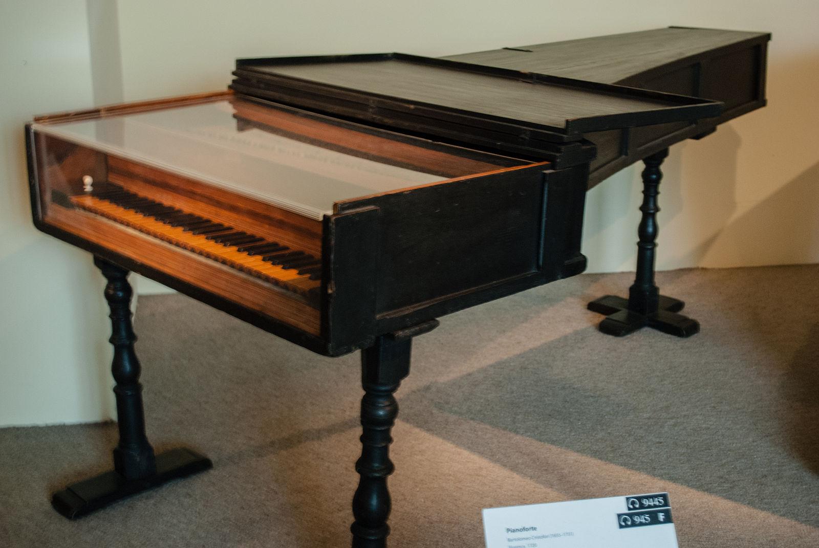 Het ontstaan van de Piano