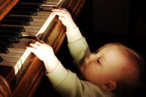 Voetsteun piano