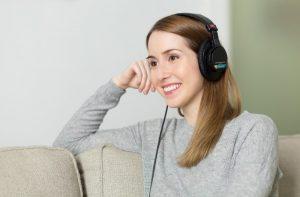 Luisteren naar muziek